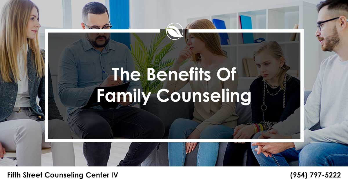 The Benefits Of Family Counseling