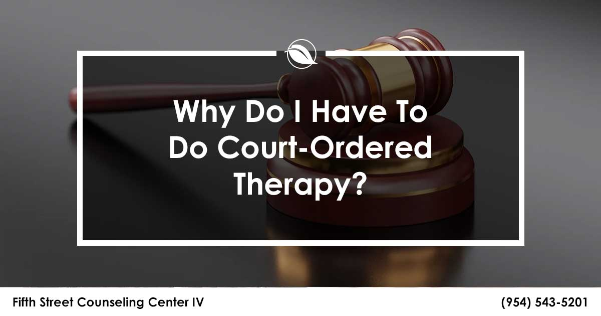 Court-Ordered Therapy