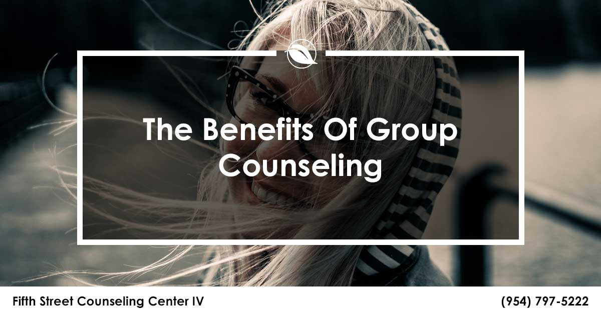 Benefits Of Group Counseling